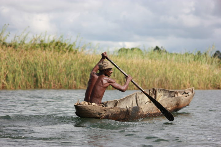 'Local Antanosy Fisherman, Madagascar'