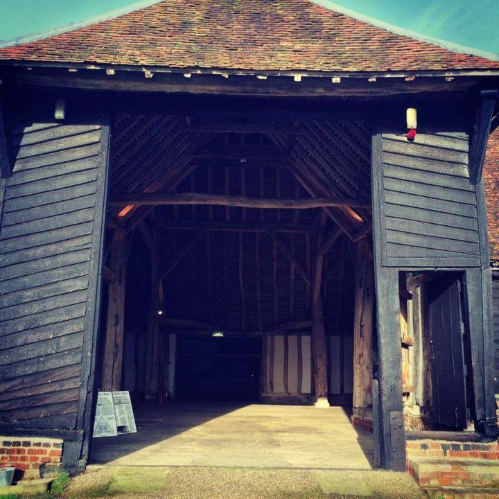 The Barley Barn at Cressing Temple Barns