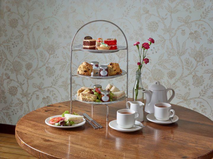 Afternoon Tea at Tiptree Tea Rooms