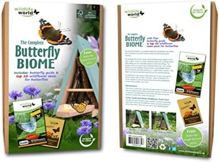Butterfly Biome