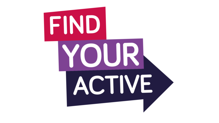 Find Your Active logo
