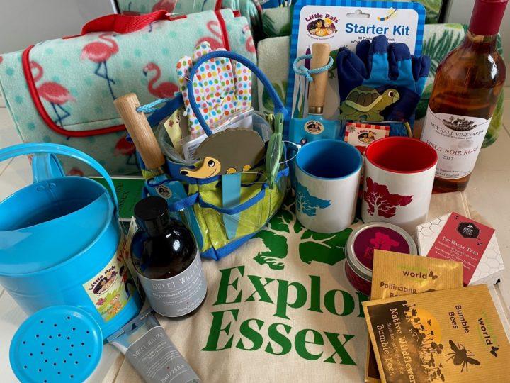Explore Essex Summer Garden Goody Bag