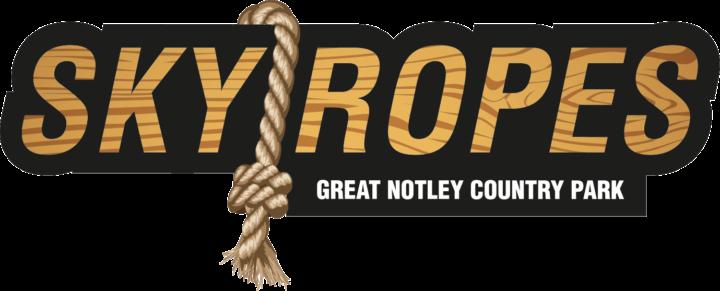 Sky Ropes logo