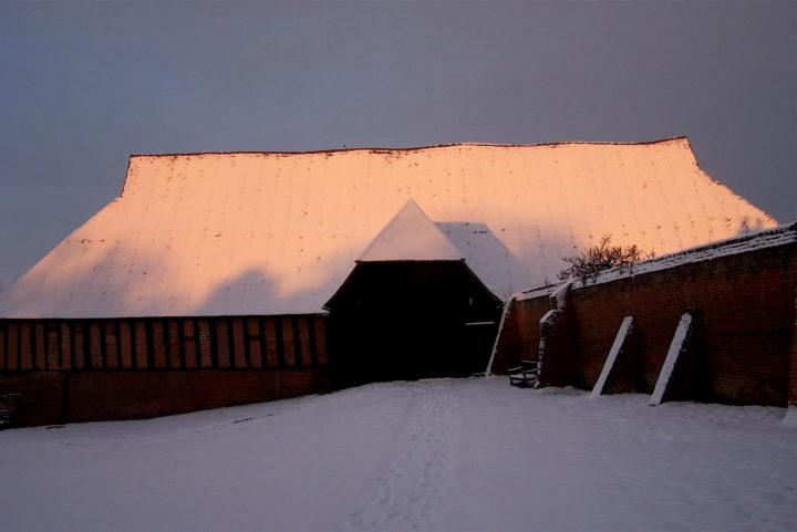 The Wheat Barn at Cressing Temple Barns
