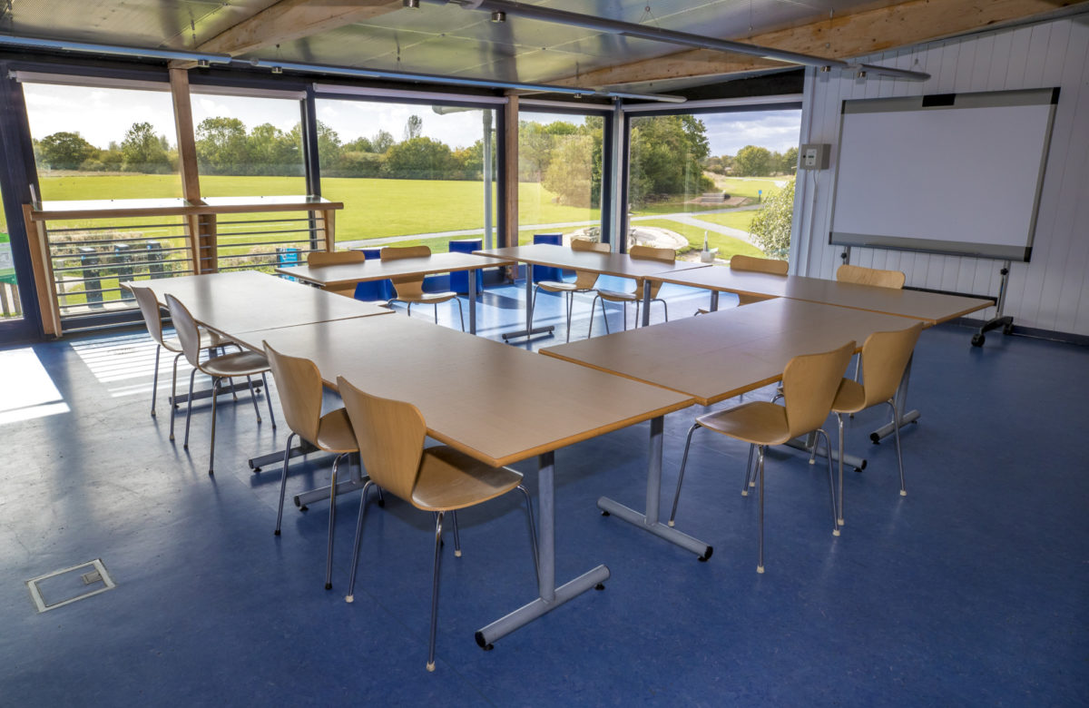 Room for hire at Great Notley Country Park