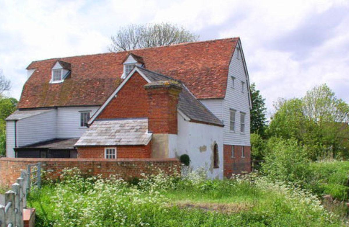Alderford Water Mill exterior