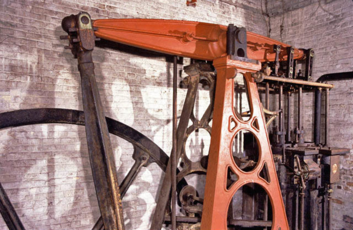 Beeleigh Mill interior workings