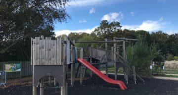 Kids play area Hadleigh