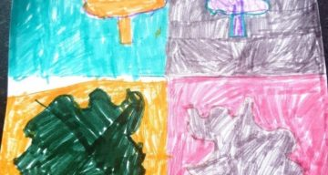 Entry by Lisa Price and 9-year-old son, Thomas
