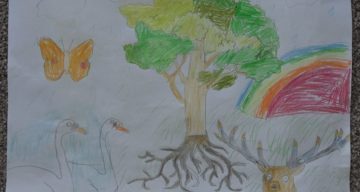 Entry by 8-year-old Stanley Constable