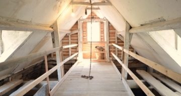 Alderford Water Mill interior