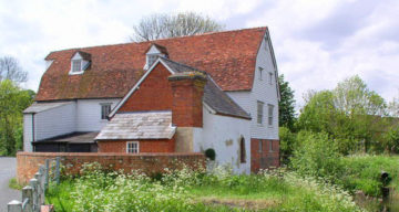 Alderford Water Mill exterior