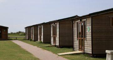 Camping hut3