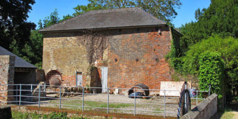 Beeleigh Steam Mill exterior