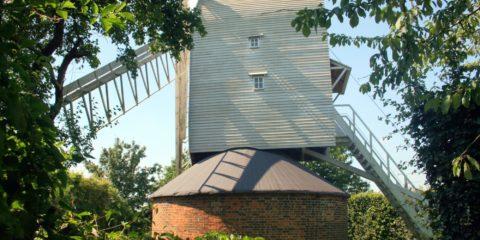 Finchingfield Mill exterior