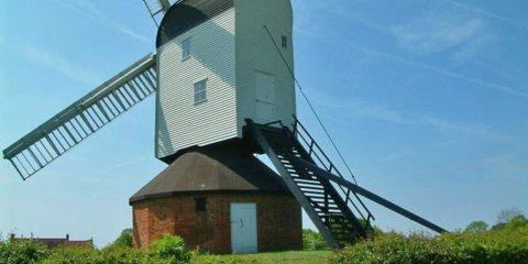 Mountnessing Mill exterior