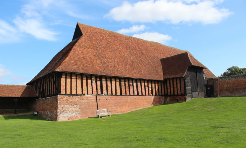 Cressing Temple barn