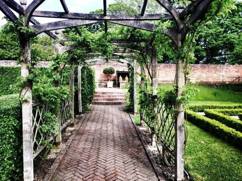 Tudor Walled Garden